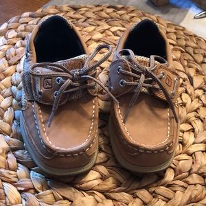 Boy's Sperry Boat Shoes